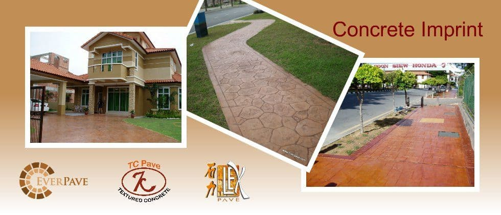 Concrete Imprint Malaysia
