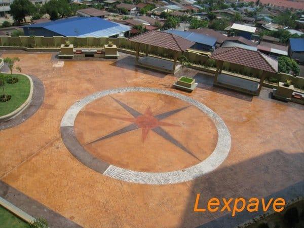 Concrete Flooring Landscape