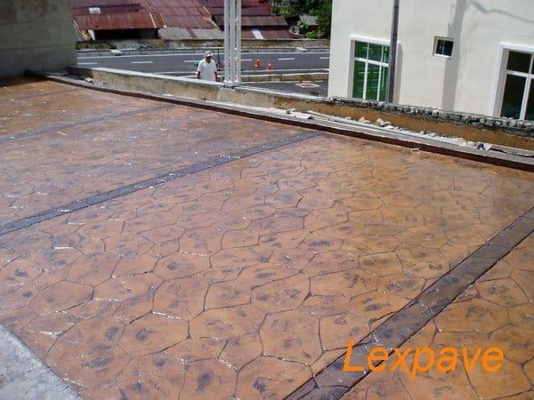 Concrete Pavers Driveway