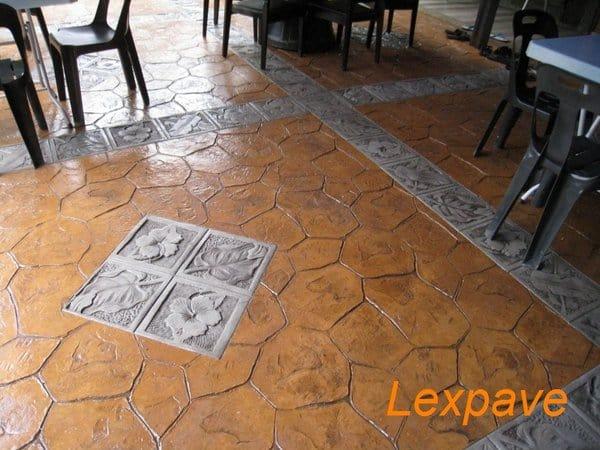 TCpave Concrete Imprint