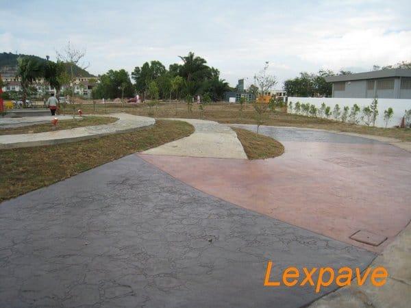 Concreteimprint Landscape