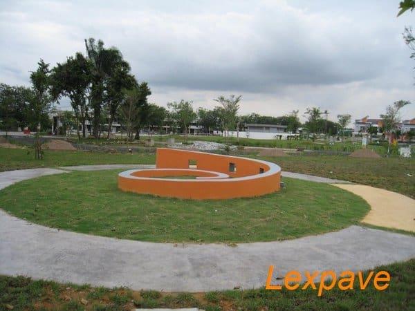 Concretepavers Landscape
