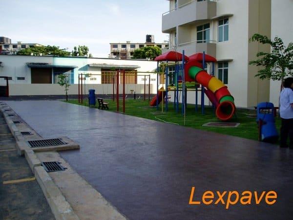 Concretepaving Landscape