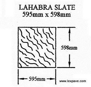 Lahabra Slate