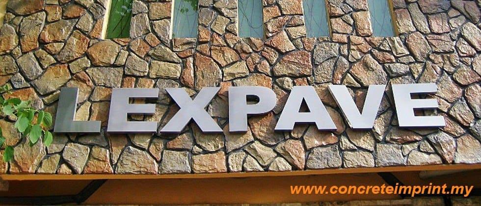 Lexpave Slide