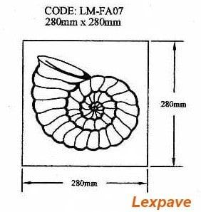 Sea Shell LM-FA07