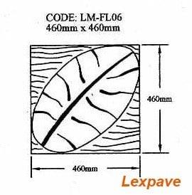 Banana Leaf LM-FL06